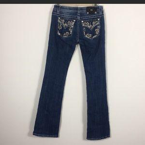 Miss Me Signature Bootcut Jeans 29L